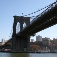 Niurjorkas. Bruklino tiltas.